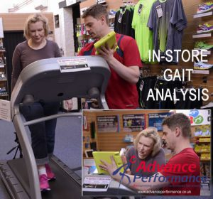 Gait Analysis - shoes for the way you run