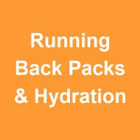 Running Back Packs and Hydration Back Packs.